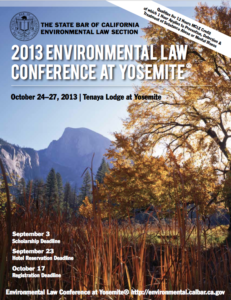 2013 Environmental Law Conference