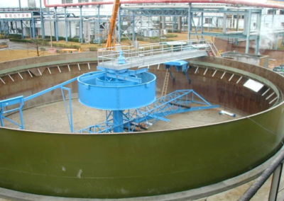 2.5 MGD Industrial Wastewater Treatment System Design/Build Project – China