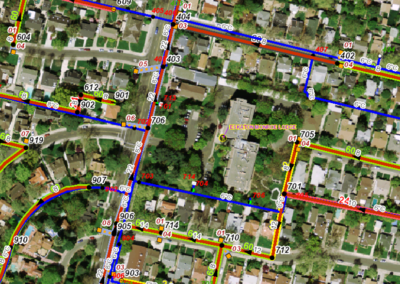 Cityworks Integration with the Esri Local Government Information Model (LGIM)
