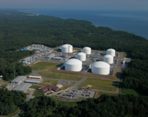 Permitting for LNG Terminal Anode Replacement Project