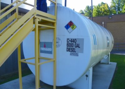 Spill Prevention, Control and Countermeasure Plan Evaluation for A Research Laboratory