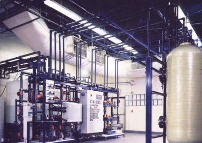 Design/Build Wastewater Treatment System
