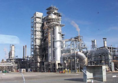 ERA Level 1 Evaluation and Report for Oil Refining Company
