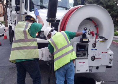 Waste Discharge Requirements and Sanitary Sewer Overflow Services for a Sanitary District